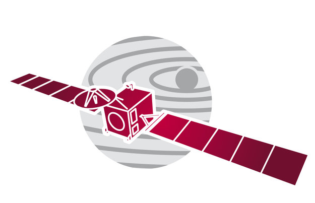 The Rosetta mission logo