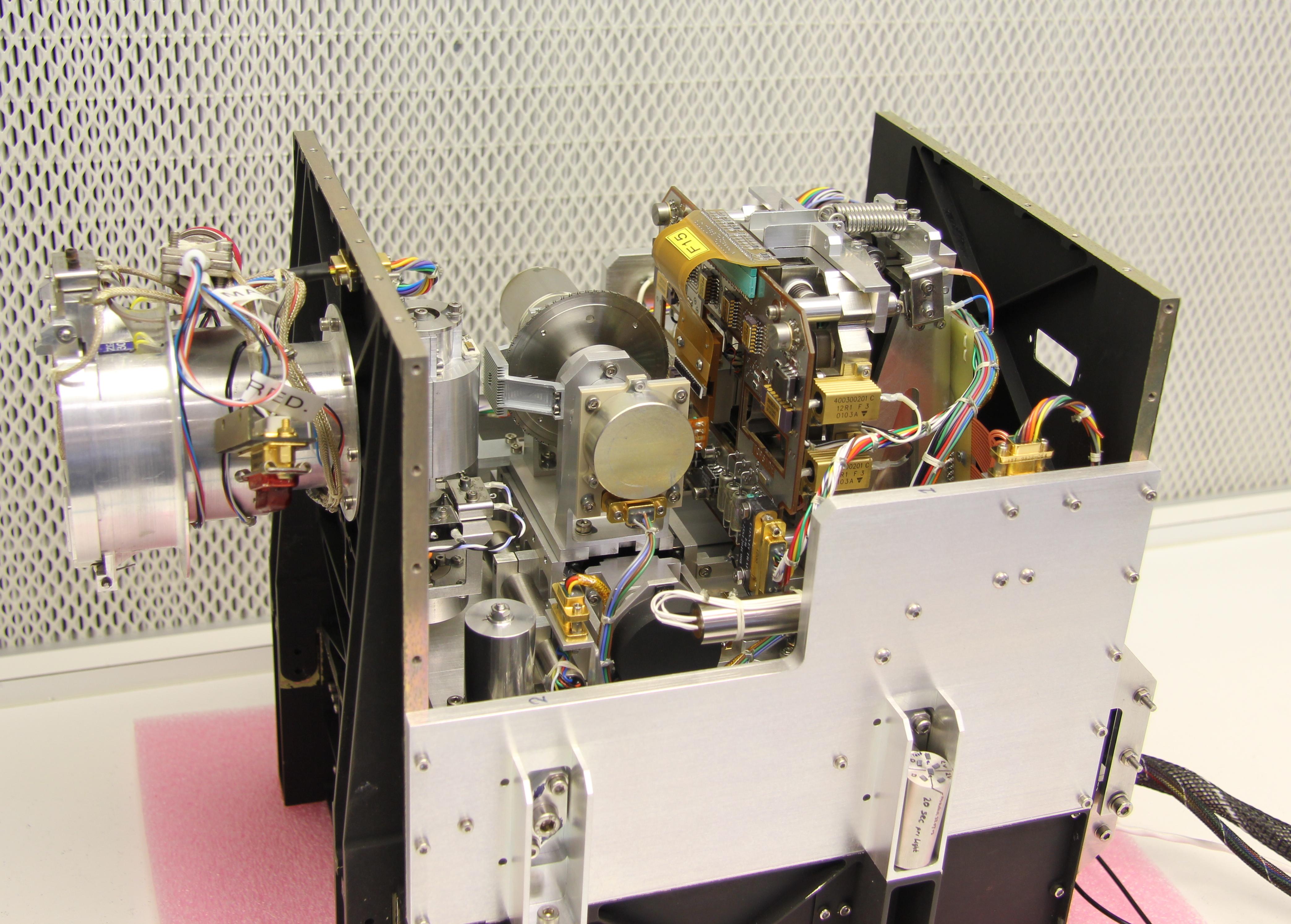 Introducing MIDAS: Rosetta's Micro-Imaging Dust Analysis ...