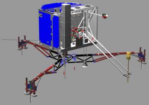 The Philae Lander